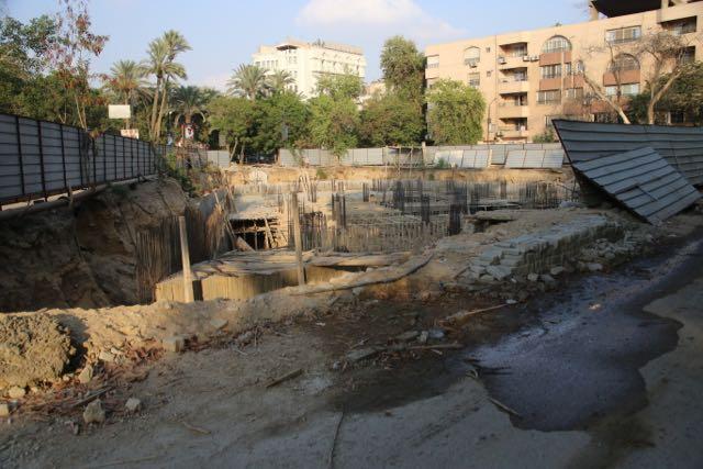 Views on the Street_Maadi, Cairo | www.carriereedtravels.com
