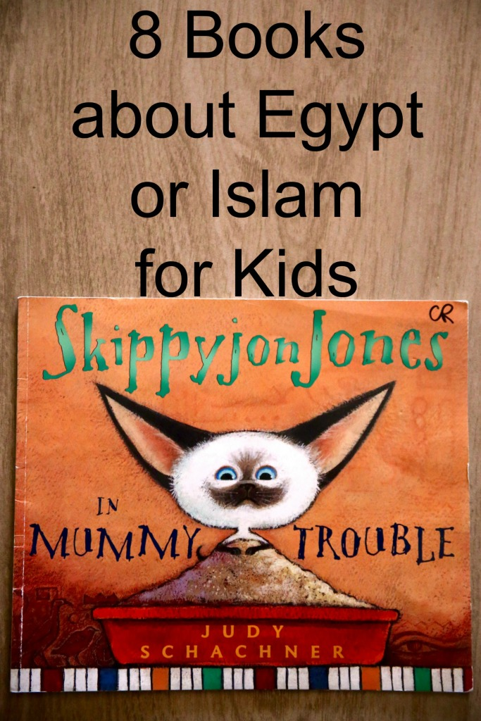 8 Books about Egypt or Islam for Kids | www.carriereedtravels.com