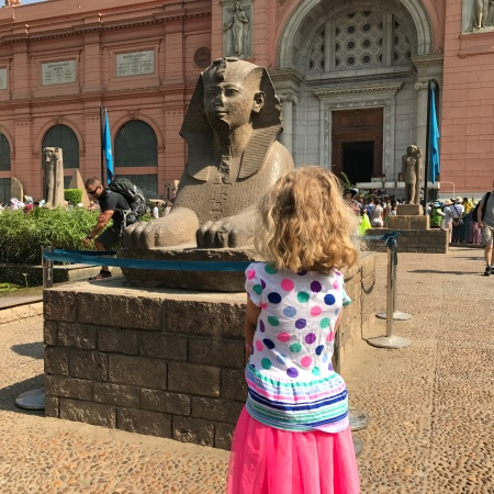 Museum of Egyptian Antiquities: A Guide to Visiting with Kids | www.carriereedtravels.com