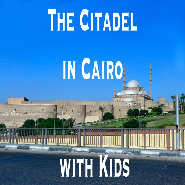 The Citadel in Cairo with Kids: A Guide + History of the Complex | www.carriereedtravels.com