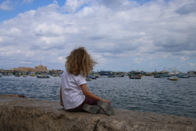 3 Days in Alexandria, Egypt with Kids | www.carriereedtravels.com
