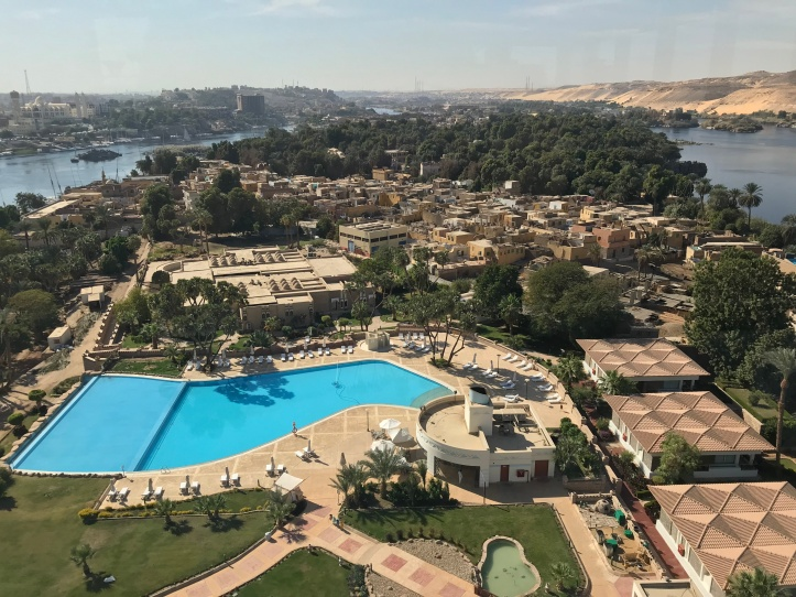 Hotel Review of Movenpick, Elephantine Island, Aswan, Egypt | www.carriereedtravels.com