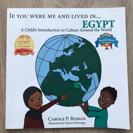 Books About Egypt for Kids | www.carriereedtravels.com