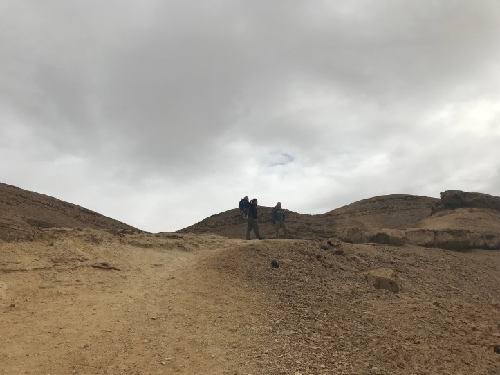 Wadi Degla, Cairo Hike with Kids | www.carriereedtravels.com