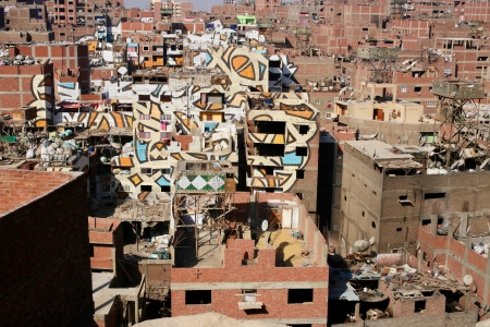Visiting Garbage City, Cairo