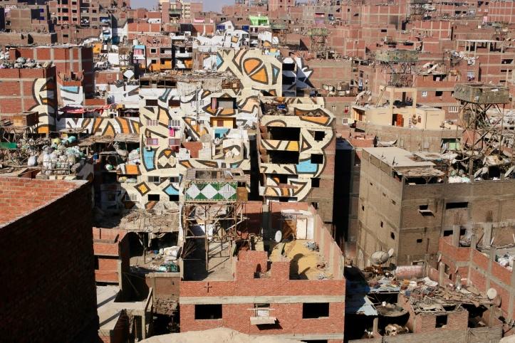 Visiting Garbage City, Cairo