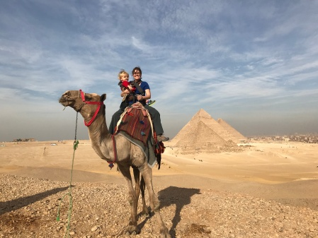 Visiting the Pyramids of Greater Egypt with Kids: A Guide | www.carriereedtravels.com