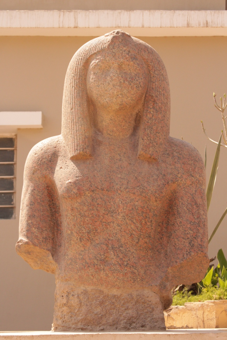 Guide to Open Air Museum at Memphis, Egypt with Kids | www.carriereedtravels.com