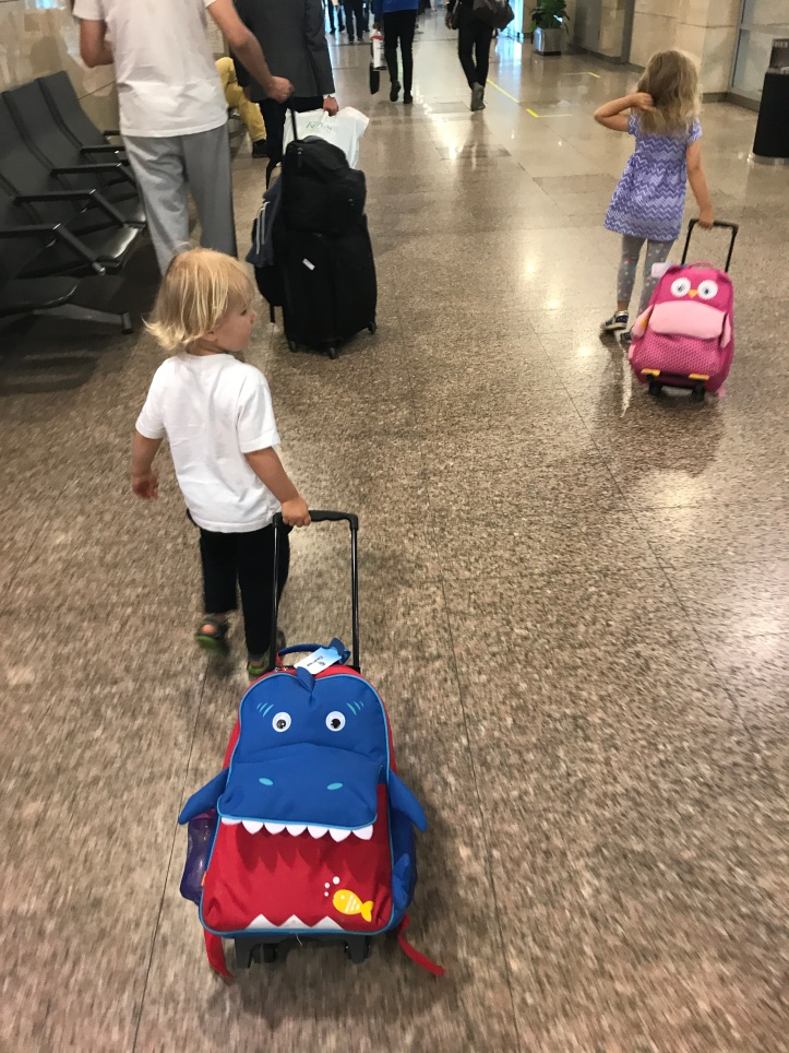 Guide to Surviving Long Haul Flights with Little Kids: Part 1-Ahead of Time | www.carriereedtravels.com