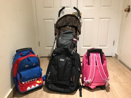Guide to Surviving Long Haul Flights with Older Toddlers and Preschoolers: Part 1-Ahead of Time | www.carriereedtravels.com