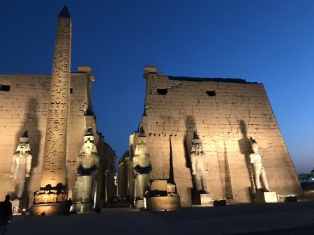 Luxor, Egypt with Kids: Part 1-Luxor and Karnak Temples | www.carriereedtravels.com