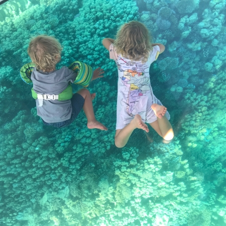 El Gouna, Hurghada, Red Sea, Egypt with Kids |www.carriereedtravels.com
