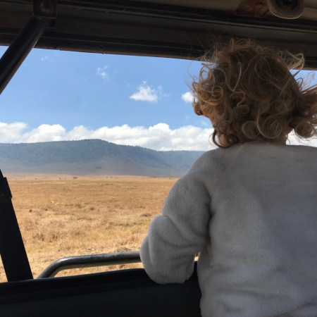 Kids on Safari: Where do you pee? and other FAQs | Tanzania | www.carriereedtravels.com