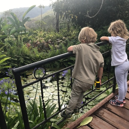Kids on Safari: Gibb's Farm Hotel Review at Ngorongoro Crater, Tanzania