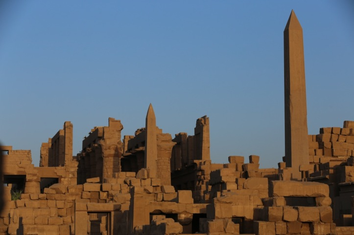 Visiting Karnak Temple in Luxor, Egypt: A Guide to Sightseeing | www.carriereedtravels.com