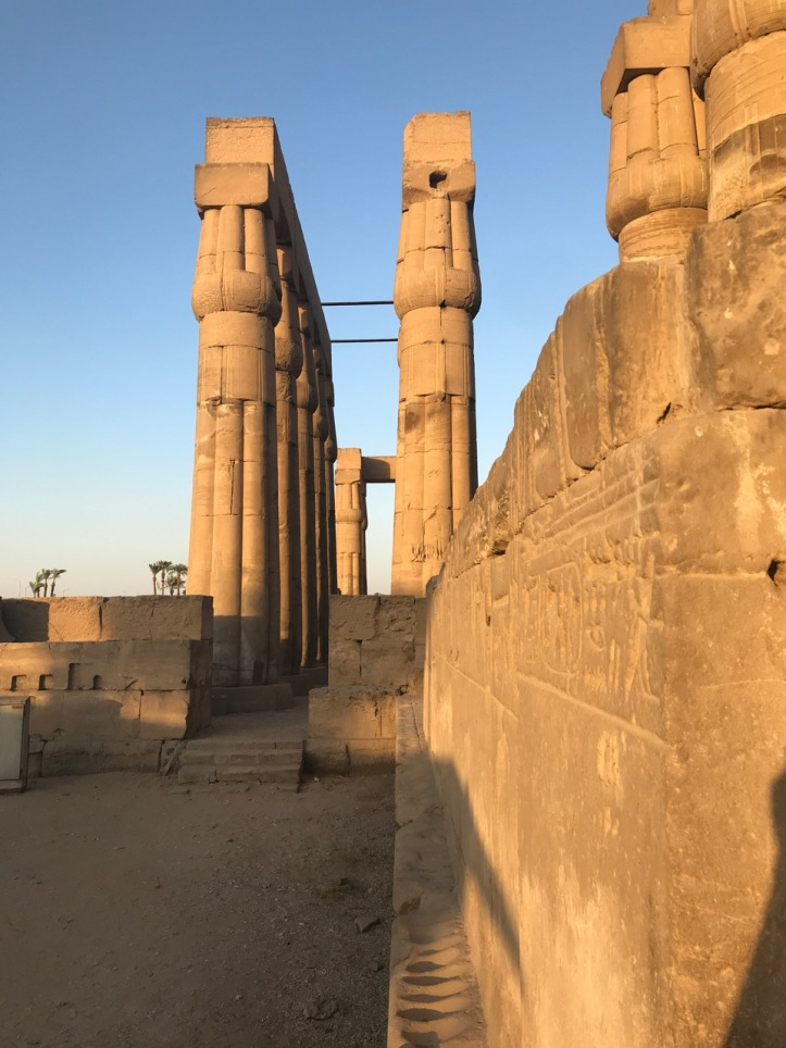 Luxor Temple: A Guide to My Second Visit | www.carriereedtravels.com