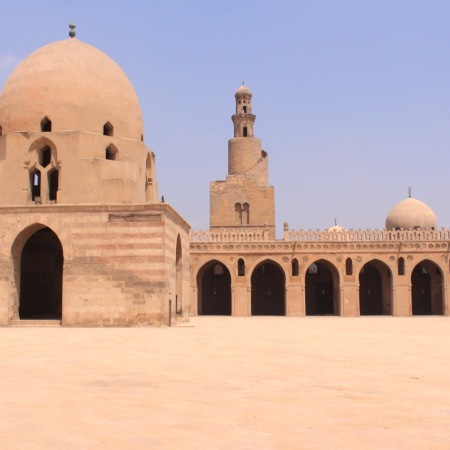 Ibn Tulon Mosque and Gayer Anderson Museum, Cairo | www.carriereedtravels.com