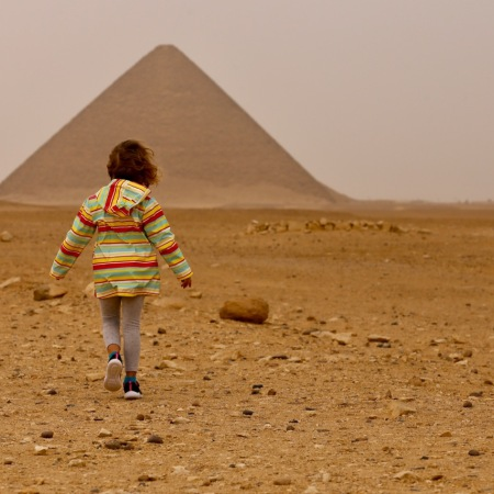 A Family Day at Saqqara and Dahshur Pyramids near Cairo, Egypt: A Guide | www.carriereedtravels.com
