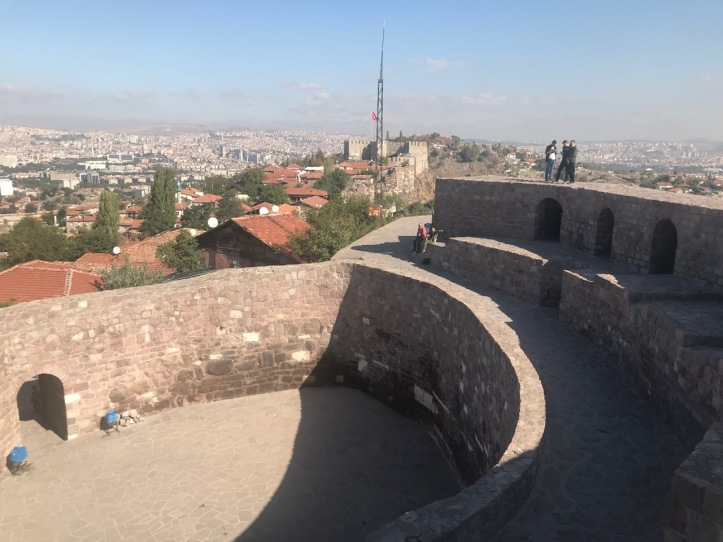 Ankara Castle and the Museum of Anatolian Civilization with Kids: Ankara, Turkey | www.carriereedtravels.com