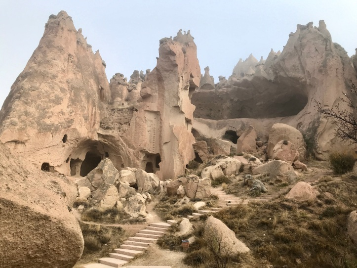 Guide to Göreme, Turkey and Cappadocia with Kids: Zelve Open Air Museum | www.carriereedtravels.com