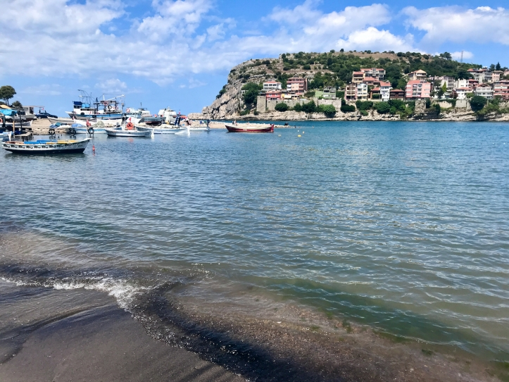 A Day Trip to Amasra, Turkey with Kids | www.carriereedtravels.com